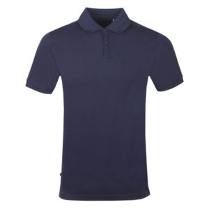 Luke New Bil Polo Shirt - Navy (ZM471402)