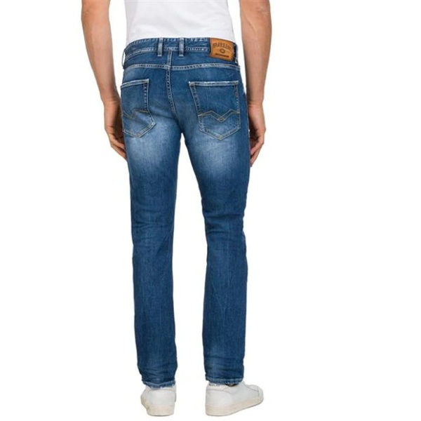 Replay Straight Fit Grover Jeans