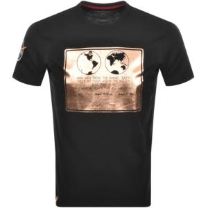 Alpha Industries Lunar Plaque T-Shirt - Black (126501/03)