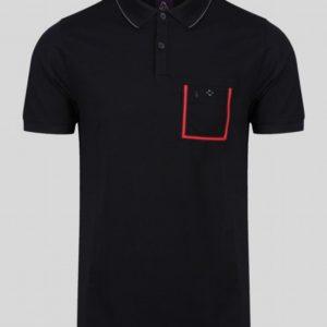 Luke Polo Shirt Dr Doloads - Jet Black (M561401)