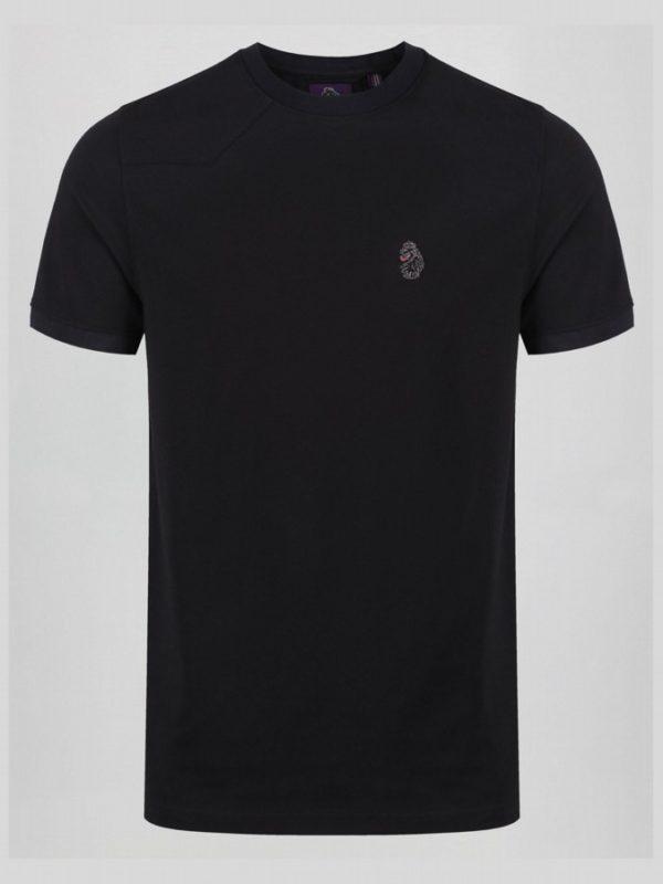 Luke Master Clarke T-Shirt - Jet Black (ZM470101)