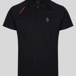 Luke Polo Shirt Thomas - Jet Black (M521458)
