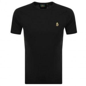 Luke Traffs Small Logo T-Shirt (ZM280165)