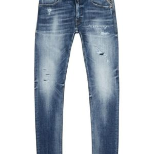 Replay Skinny Fit Aged 10 years Sustainable Cycle Jondrill Jeans (MA931)