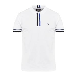 Weekend Offender Callao Polo Shirt - White (POAW2002)