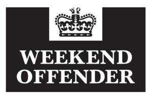 Weekend Offender Logo