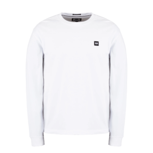 Weekend Offender Salto Sweatshirt - White (TSAW2004)