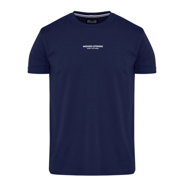 Weekend Offender Wo Tee - French Navy (TSSS2004)