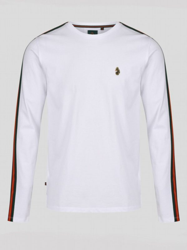 Luke Long Iron Long Sleeve T-Shirt (M520250)