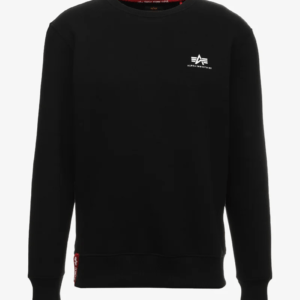 Alpha Industries Basic Sweater Small Logo - Black (188307/03)
