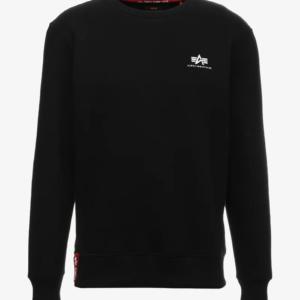 Alpha Industries Basic Sweater Small Logo - Black (188307/03)