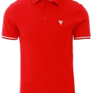Guess Red Polo (M02P45J1300-TLRD)