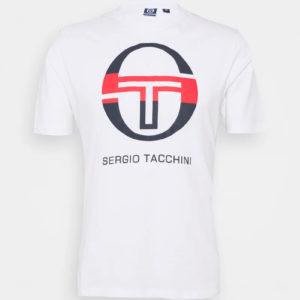 Sergio Tacchini Iberis T-Shirt - White (ST38714-108)