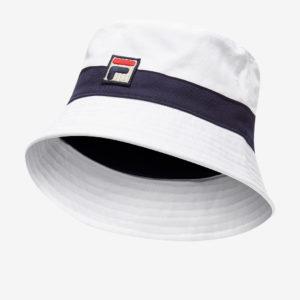 Fila Basil Bucket Hat - White (XS19WHT405)