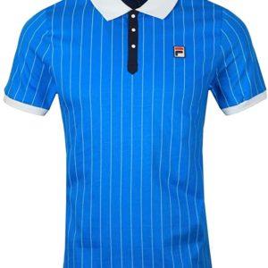Fila BB1 Blue Stripe Polo (LM161RM5)