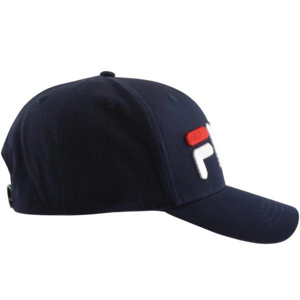 Fila Illa Snapback Cap - Black (XF19BLK030-001)1