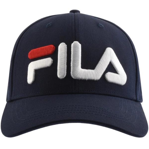 Fila Illa Snapback Cap - Black (XF19BLK030-001)