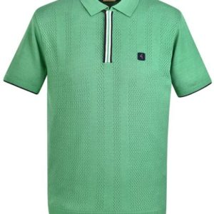 Gabicci Casino Polo Shirt – Elm (V44GM02)