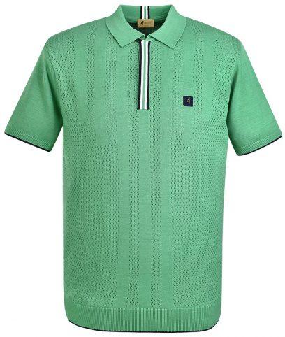 Gabicci Casino Polo Shirt – Elm (V44GM02)