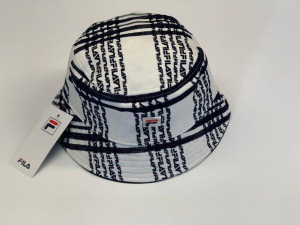 Fila Potsy Reversible Bucket Hat - Heritage Check (LA038152 - 293)