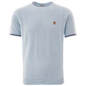 Gabicci Tablo Knitted T-Shirt – Shade (V44GM14)