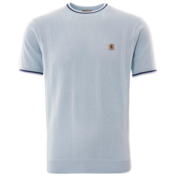 Gabicci Tablo Knitted T-Shirt – Shade (V44GM14)