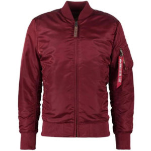 Alpha Industries MA-1 TT Burgundy (191103/184)