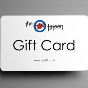 The Five Fifteen Gift Card