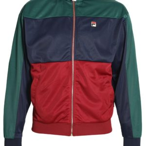 Fila Cut & Sew Colour Block Track Top - ATDP/PEAC/TRED (LM1835AS)