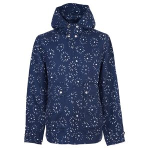 Pretty Green Mayflower Glenbeck Jacket - Navy (M450619)