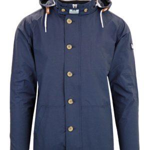 Weekend Offender Burgess Coat - Navy (JKSS1806)