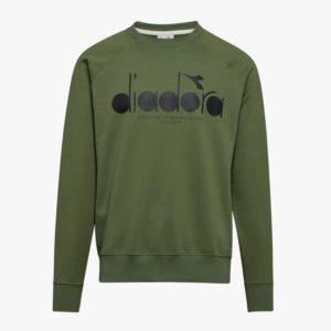 Diadora 5Palle Crew Sweatshirt - Green Mushroom (502.173624-01)