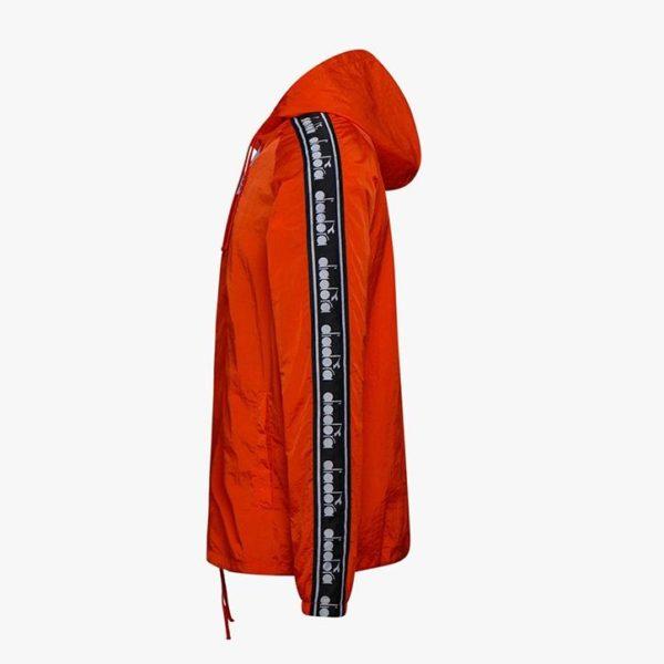 Diadora Trofeo Jacket - Red Cherry Tree (502.175346-01)