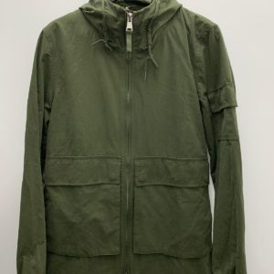 Bellfield Hylon Jacket - Khaki (B HYLON K)