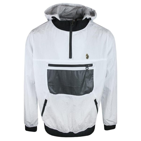 Luke 1977 Roberto Jacket - White (M400720)