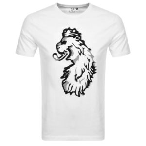 Luke 1977 Amazing Flocker Tee - White (ZM490103)