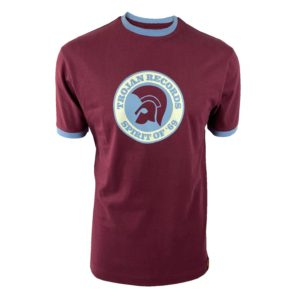 Trojan Spirit of 69 Logo Tee - Port (TC/1006)