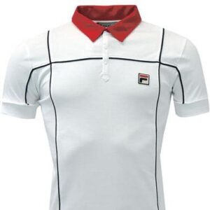 Fila Terrinda Polo - White (FM211001-100)